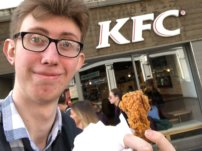 Free KFC side – including popcorn chicken, wings and drinks