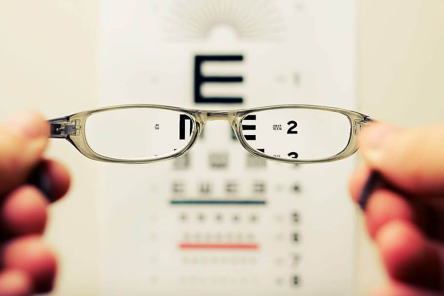 Free eye test at boots or specsavers