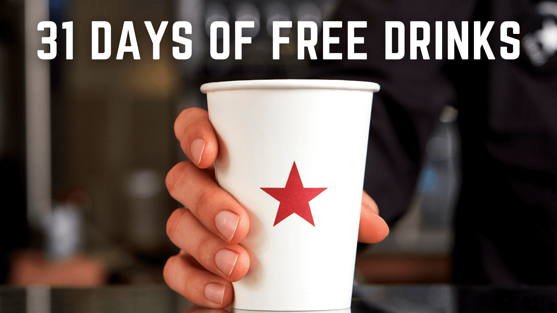 YourPret subscription free drinks