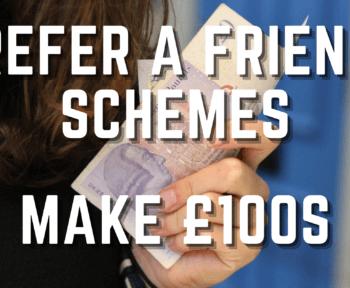 Refer A Friend Schemes
