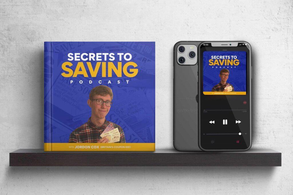 Secrets To Saving Podcast Jordon Cox